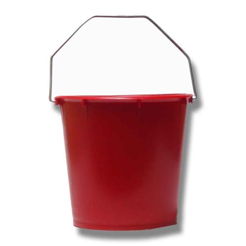 Kalvhink 7 liter röd, styckvis/10pack