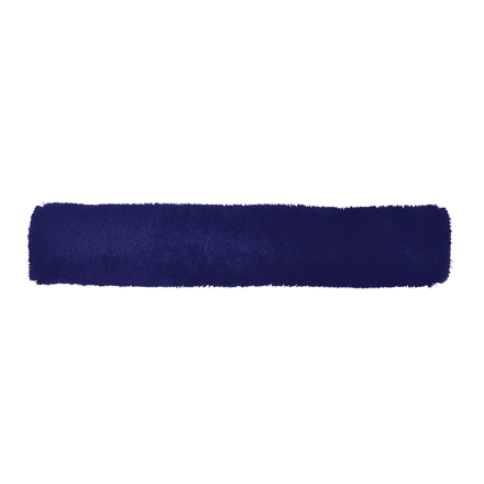Nosludd pilé med kardborr, 30cm. olika färger.