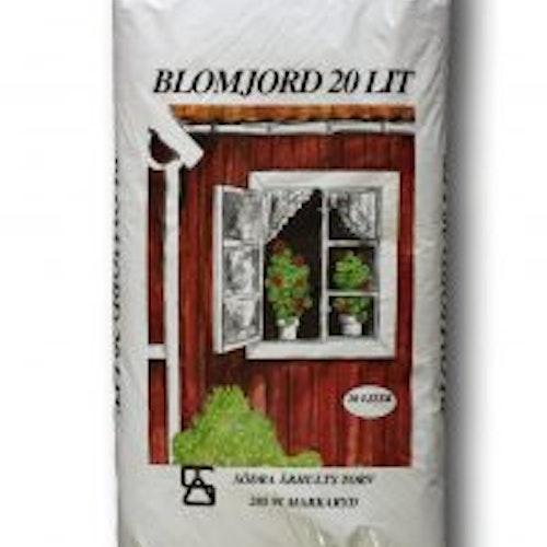 BLOMJORD, 20 LITER