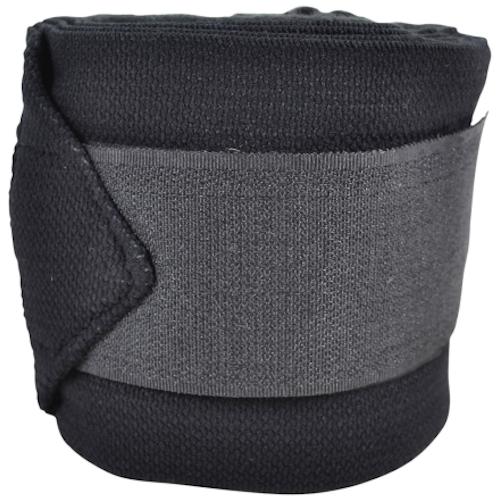 Ridbandage svart 4pack