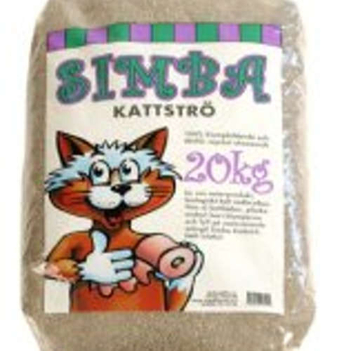 KATTSAND SIMBA 20KG NORMAL