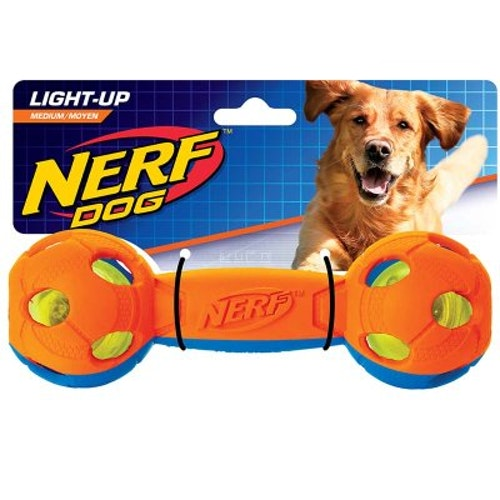 NERF LED BARBELL ILUMA ACTION M