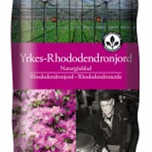 Yrkes-Rhododendronjord 50liter. Styckvis/flerpack