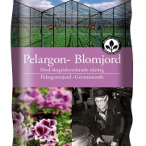 PELARGON- BLOMJORD, 20 LITER. styckvis/flerpack
