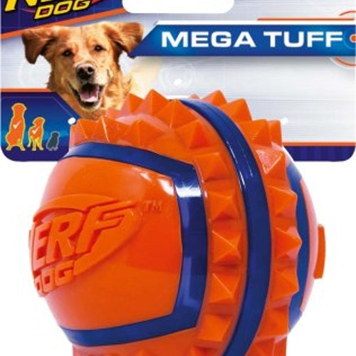 NERF TWO-TONE TPR SPIKE BALL Large