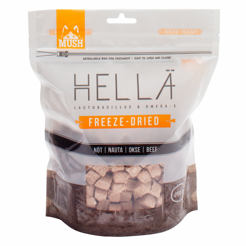 Hellä Freeze-Dried Nöt
