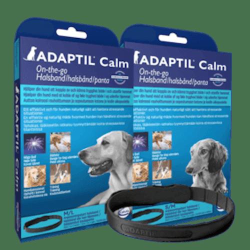 ADAPTIL Calm on-the-go Halsband, olika storlekar