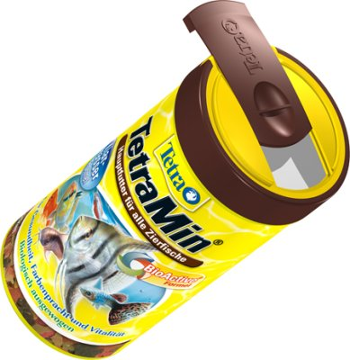 TETRA MIN flingor, 100ml-10 liter