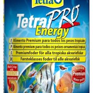 TETRA PRO ENERGY , olika storlekar 100ML-10liter