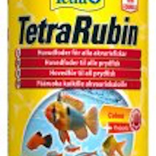TETRA RUBIN, flera storlekar, 100ml-10 liter