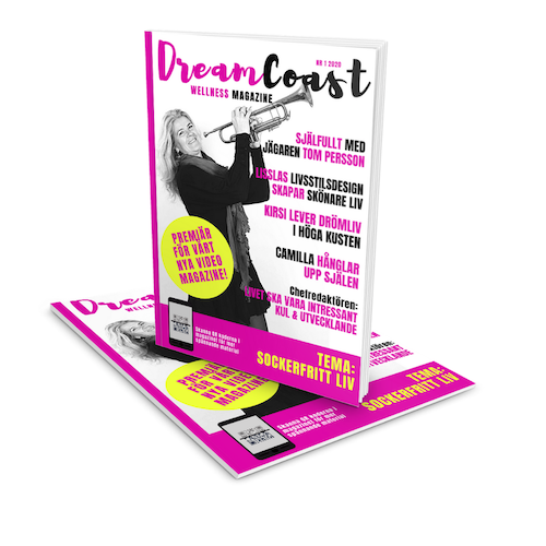Dreamcoast Wellness Magazine