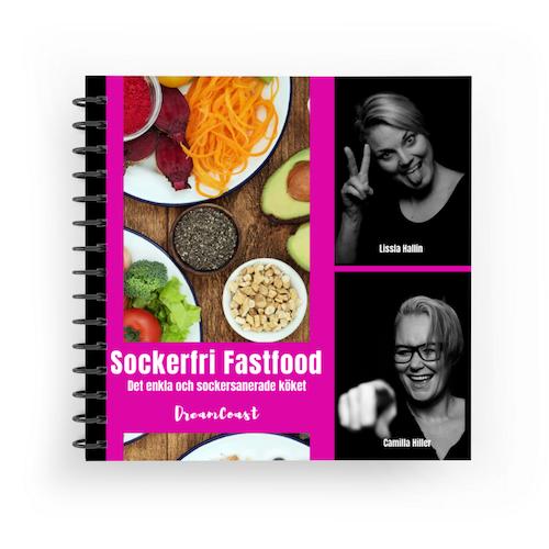 Sockerfri Fastfood bok