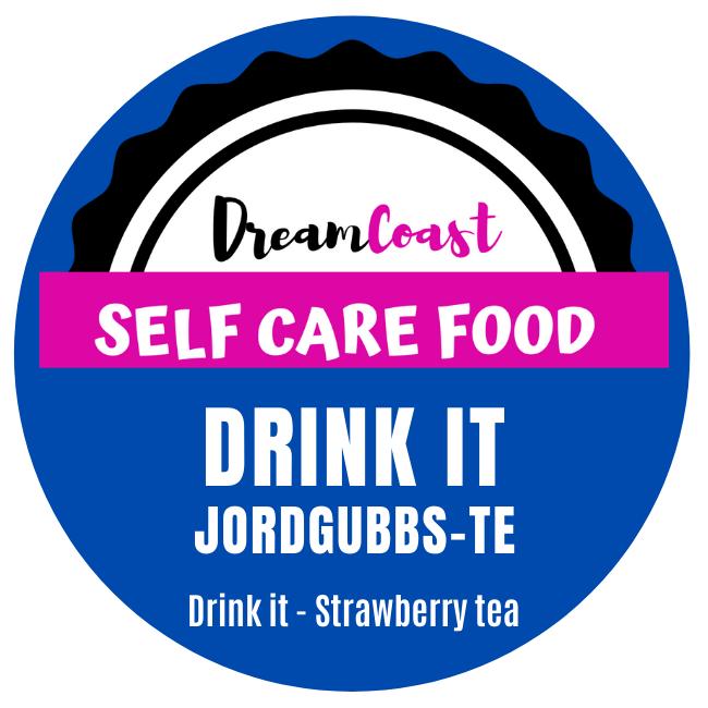 DRINK IT FRYSTORKAT JORDGUBBSTE, 35 GRAM