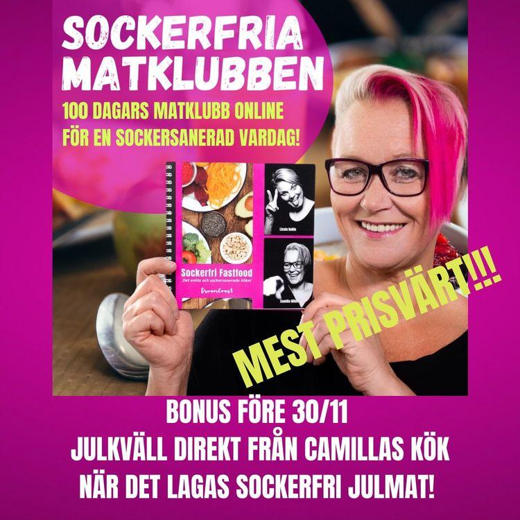 SOCKERFRIA MATKLUBBEN - 100 DAGAR SOM GÖR SKILLNAD