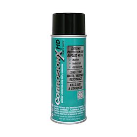 CorrosionX  HD- Extremt långtidsverkande rostskyddsbehandling, smörjmedel, industri