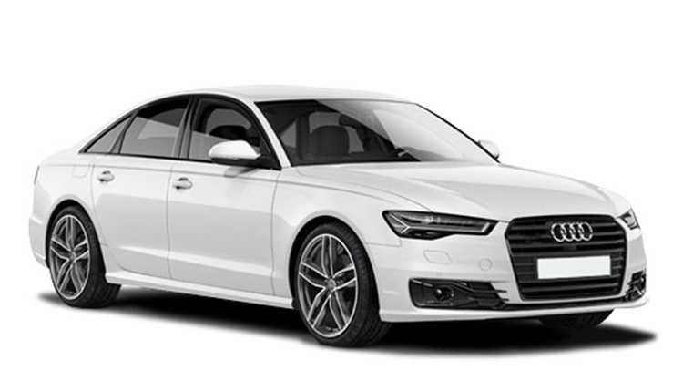 Precut window tint film for Audi A6 Sedan.