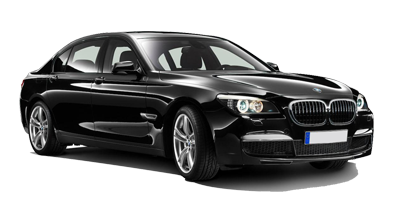 Precut window tint film for BMW 7-serie.