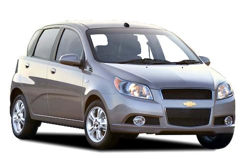 Chevrolet Aveo 5-d