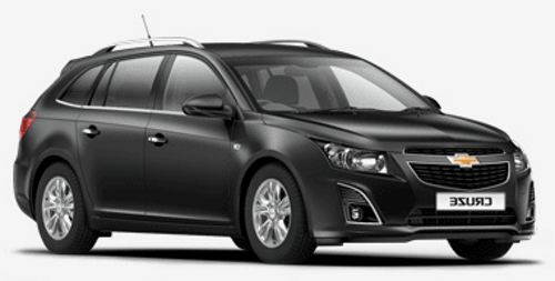 Chevrolet Cruze estate