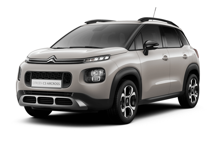 Precut window tint film for Citroën C3 Air Cross.