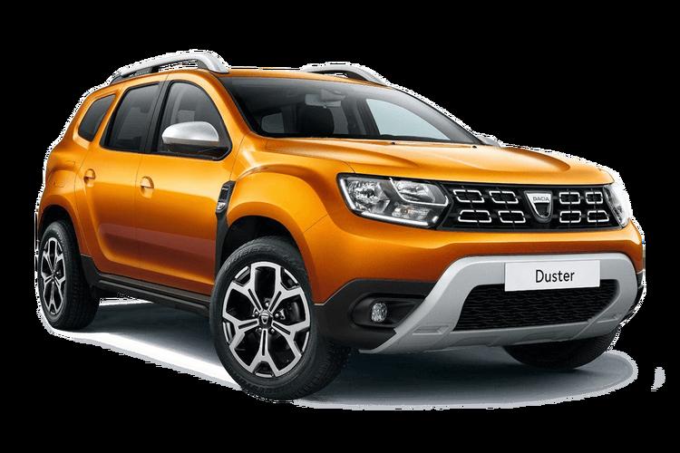 Precut window tint film for Dacia Duster.