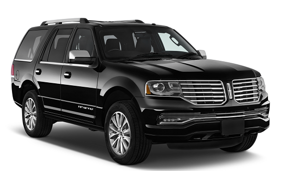 Precut window tint film for Lincoln Navigator.