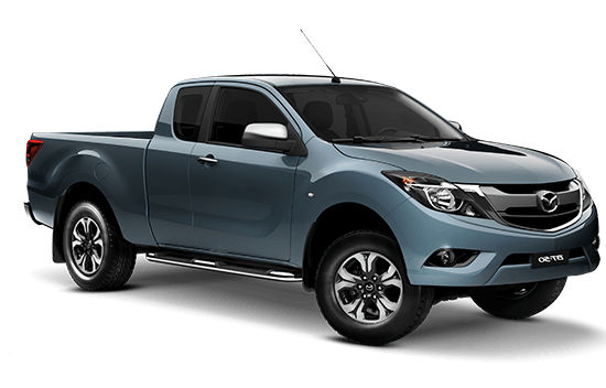 Precut window tint film for Mazda BT-50 Freestyle.