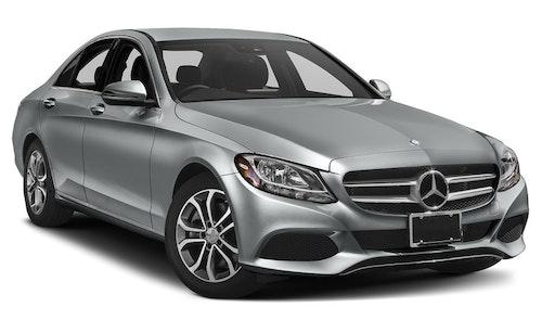 Mercedes C-Klass sedan