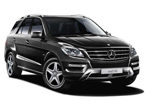 Mercedes M-Klass
