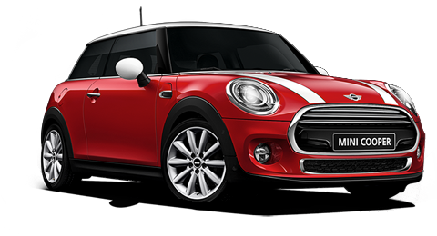 Precut window tint film for Mini Cooper 3-d.