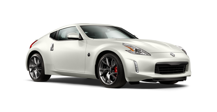 Precut window tint film for Nissan 370Z.