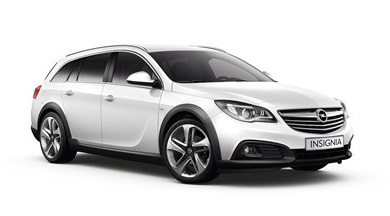 Precut window tint film for Opel Insignia Sportstourer.