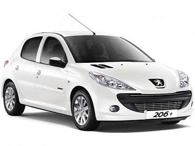 Precut window tint film for Peugeot 206 5-d.