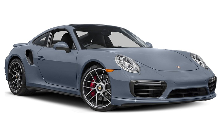 Precut window tint film for Porsche 911.