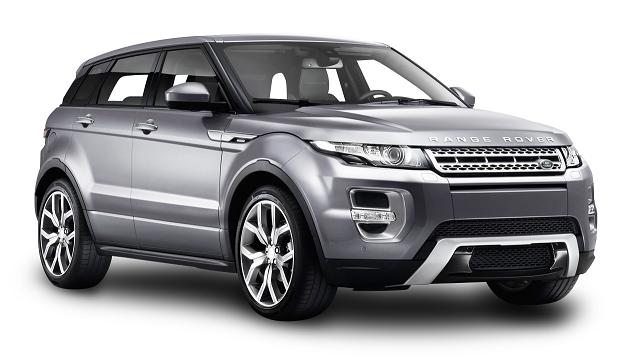 Precut window tint film for Range Rover Evoque.