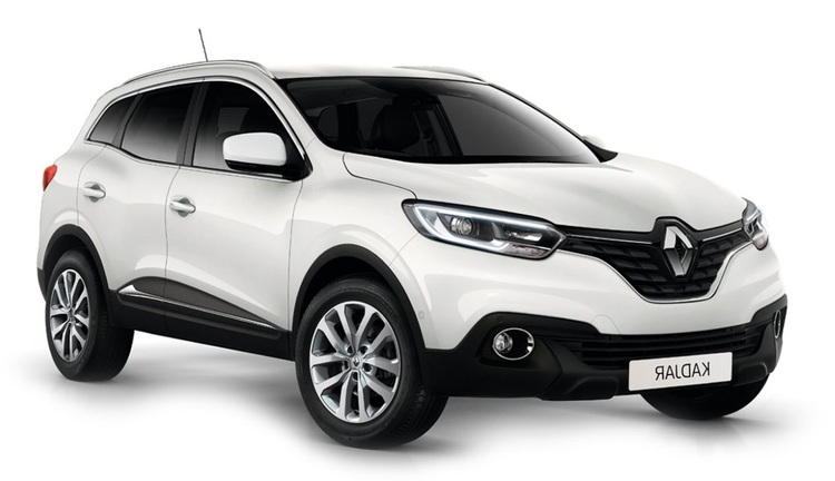 Precut window tint film for Renault Kadjar.