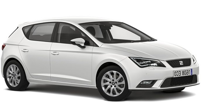 Precut window tint film for Seat Leon 5-d.