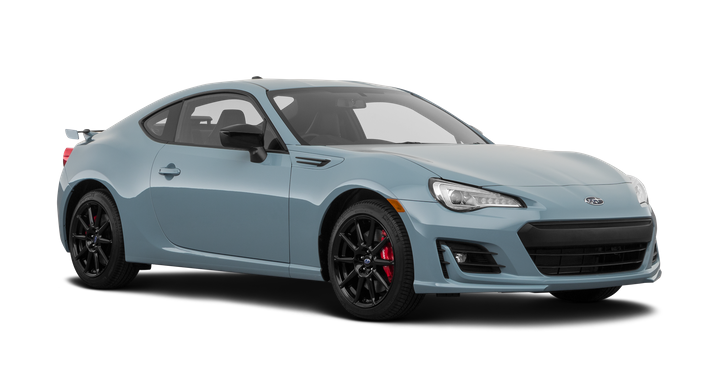 Precut window tint film for Subaru BRZ.