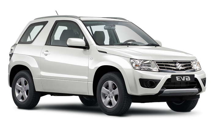 Precut window tint film for Suzuki Grand Vitara 3-d.