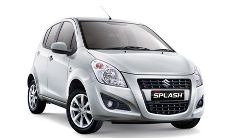 Precut window tint film for Suzuki Splash.