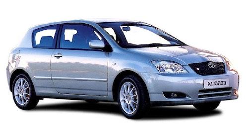 Toyota Corolla 3-d