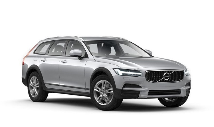 Precut window tint film for Volvo V90 Cross Country.