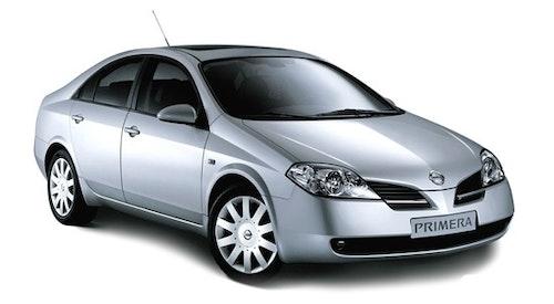 Nissan Primera sedan