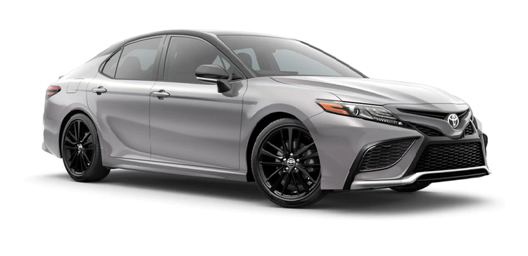 Window tint film for the Toyota Camry.
