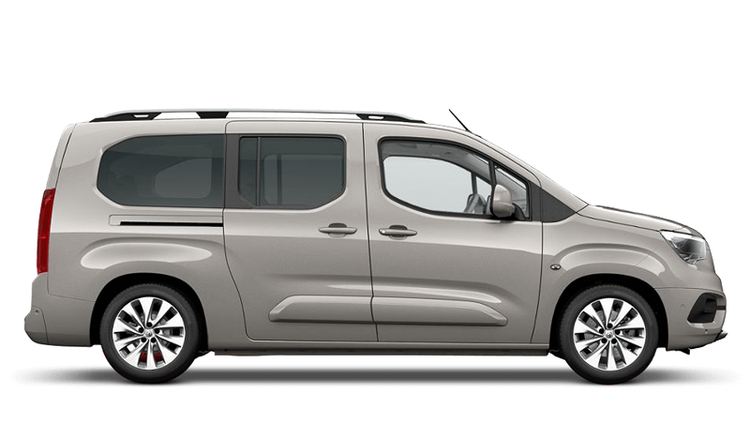 Window tint film for the Opel Combo Life L2.