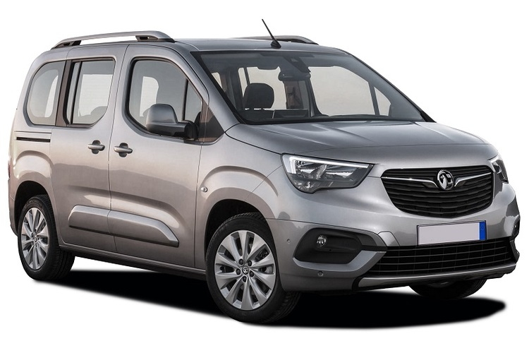 Window tint film for the Opel Combo Life L1.