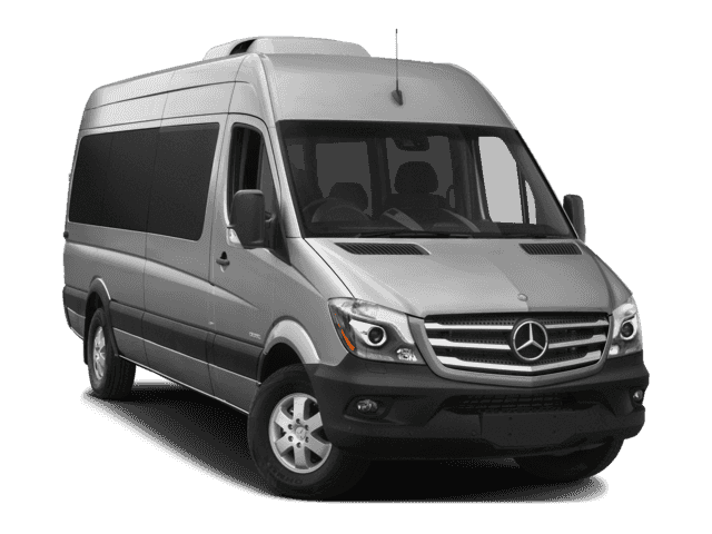 Window tint film for the Mercedes Sprinter combi.