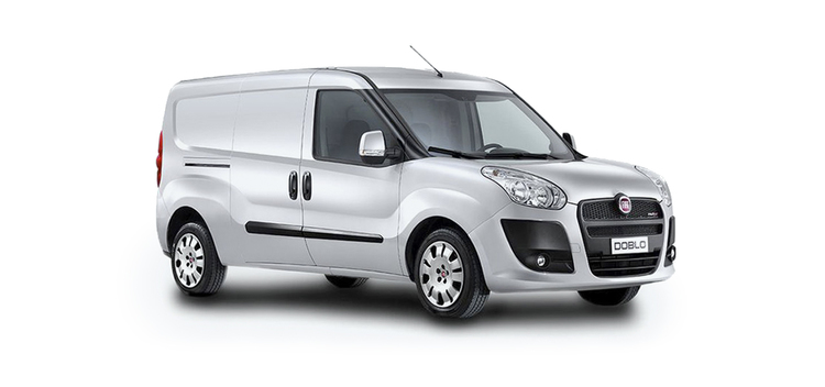 Window tint film for the Fiat Doblo Maxi Van.