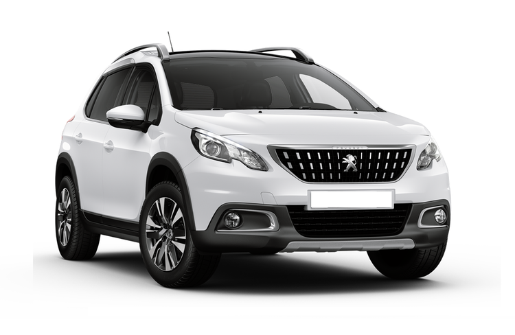 Window tint film for the Peugeot 2008.