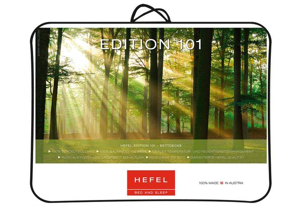 Hefel Edition 101 Tencel täcke